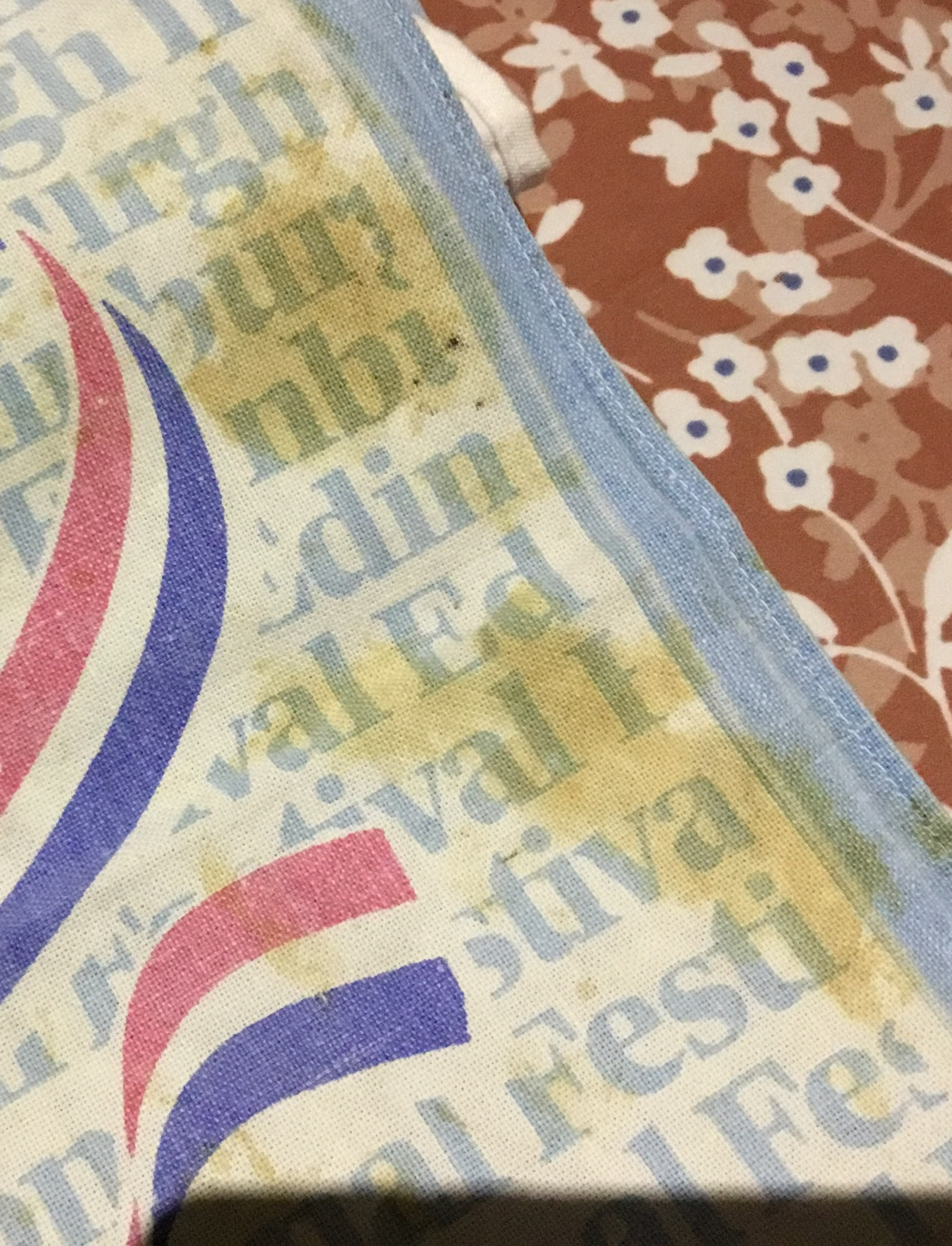 All about tea towels