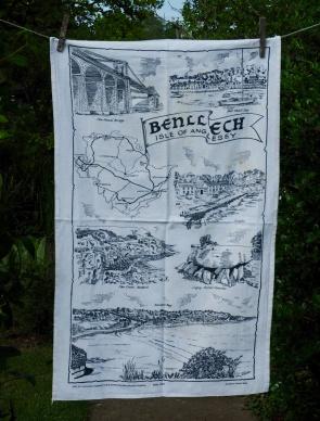 Benllech: 2012. To read the story www.myteatowels.wordpress.com/2019/11/23/ben