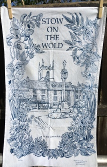 Stow on the Wold: 2018. To read the story www.myteatowels.wordpress.com/2019/09/24/sto