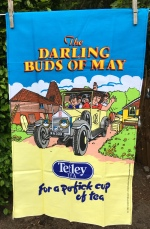 Darling Buds of May: Acquired 2019: To read the story www.myteatowels.wordpress.com/2019/05/19/dar