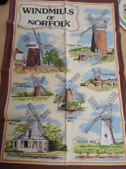 The Windmills of Norfolk: On 'loan'