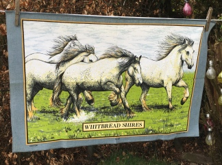 Whitbread Horses: Acquired 2020. Not yet blogged about