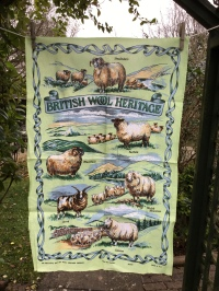 British Wool Heritage: Acquired in 2018 as part of a collection, not yet blogged about