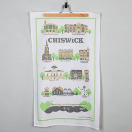 Chiswick: On 'loan' from Charlotte Berridge