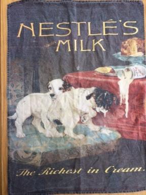 Nestles Milk: On 'loan' from Tony