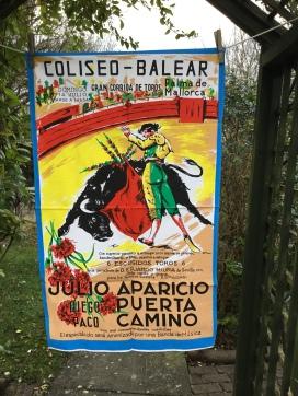 El Cordobes: Acquired 2018. To read the story www.myteatowels.wordpress.com/2019/12/10/elc