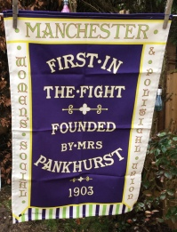Manchester WSPU: Acquired 2019. Not yet blogged about