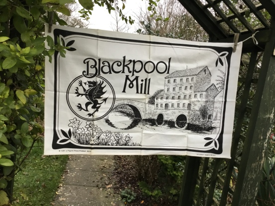 Blackpool Mill: Acaquired as part of a collection but not yet blogged about