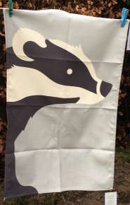 Badger: 2019. To read the story www.myteatowels.wordpress.com/2019/12/29/bad