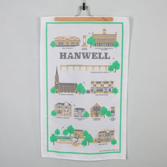 Hanwell: On 'loan' from Charlotte Berridge