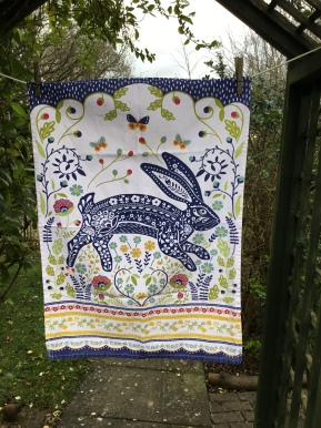 Hare: Acquired in 2018 as part of a collection. Not yet blogged about