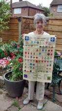 The Girl Guide Association: On 'loan' from Eunice