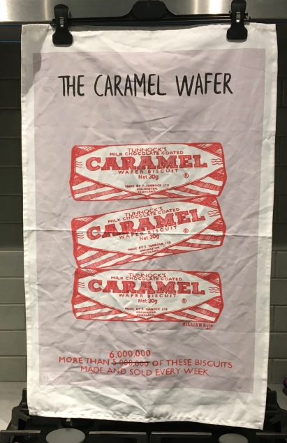 Tunnock Caramel Bars: 2020. Not yet blogged about