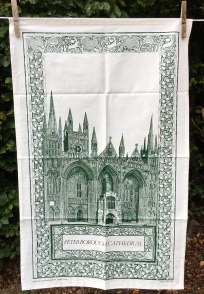 Peterborough Cathedral: 2019. To read the story www.myteatowels.wordpress.com/2019/09/22/pet