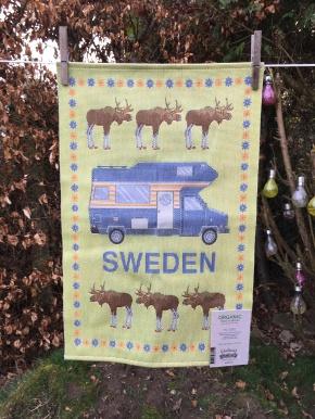 Sweden: 2020. To read the story www.myteatowels.wordpress.com/2020/06/03/swe