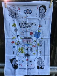 Foundling Museum: 2018. Not yet blogged about