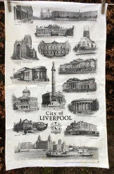 City of Liverpool: Acquired 2020, vintage. To read the story www.myteatowels.wordpress.com/2020/11/05/cit
