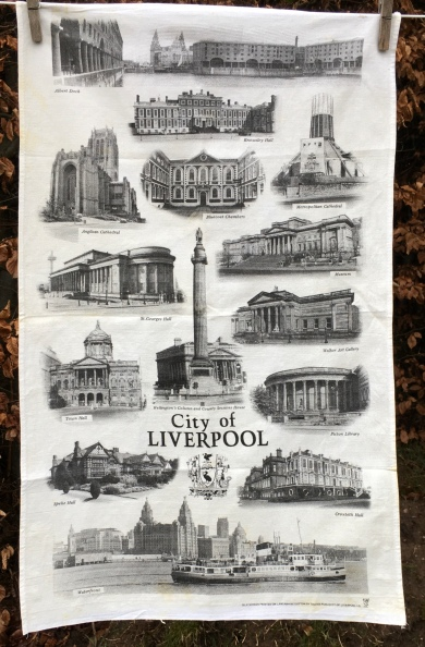 City of Liverpool: Acquired 2020, vintage. Not yet blogged about