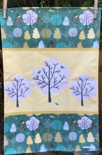 Wildwood Tree: 2019. To read the story www.myteatowels.wordpress.com/2019/10/30/wil