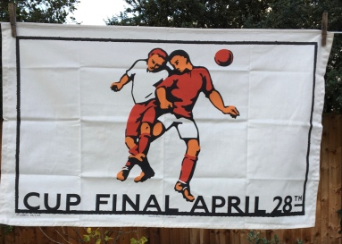 FA Cup Final 1936: 2020. Not yet blogged about