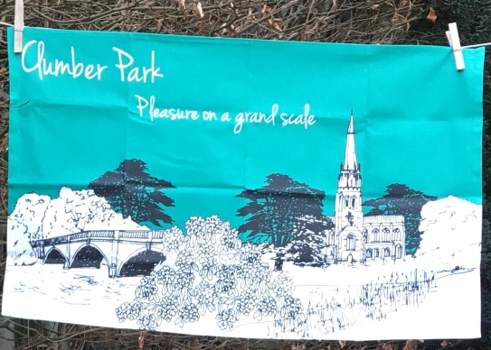 Clumber Park: 2019. To read the story www.myteatowels.wordpress.com/2019/03/19/clu
