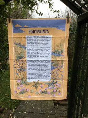 Footprints: Acquired 2018 as part of a 'collection'. Not yet blogged about