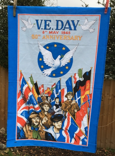 VE Day (50th Anniversary). Not yet blogged about