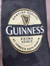 Guinness: Date unknown. On 'loan' from Viv