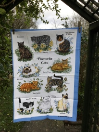Favourite Cats: Acquired in 2018 as part of a collection, not yet blogged about