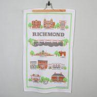 Richmond: On 'loan' from Charlotte Berridge