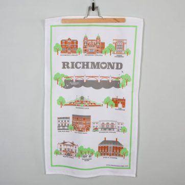 Richmond: On 'loan' from Charlotte Berridge