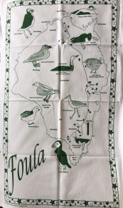Foula Birds: On 'loan'