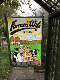 Farmer's Wife Bread: Acquired in 2018 as part of a collection, not yet blogged about