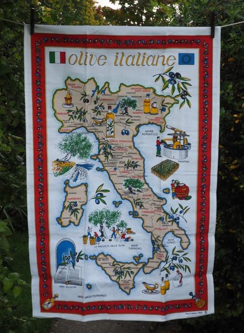 Olive Italiane: 2017. Not yet blogged about