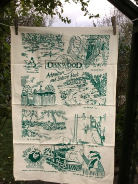 Oakwood Adventure and Leisure Park: Acquired in 2018 as part of a collection, not yet blogged about