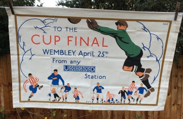 Cup Final 25 April 1936. Not yet blogged about