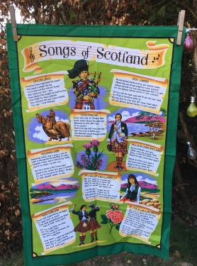 Songs of Scotland: Acquired in 2020. Not yet blogged about