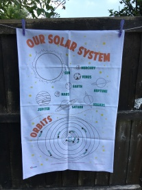 Our Solar System: 2018. Not yet blogged about