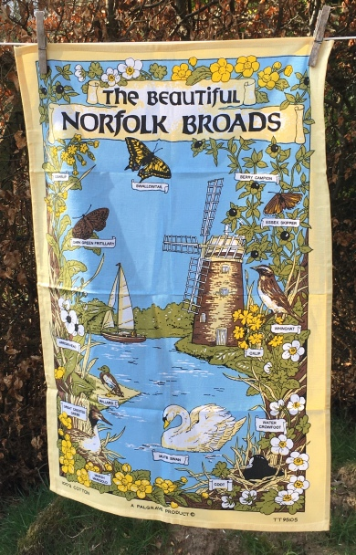 The Beautiful Norfolk Broads: Acquired 2020. Not yet blogged about