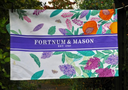 Fortnum and Mason Apricot and Liquorish: 2017. Not yet blogged about