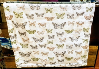 Butterflies: On 'loan'