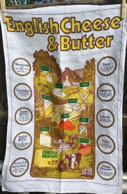 Cheese and Butter: Acquired 2018, probably vintage. Not yet blogged about