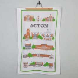 Acton: On 'loan' from Charlotte Berridge