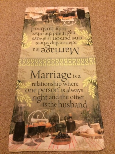 Marriage: On 'loan' from Sarah