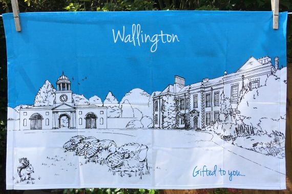Wallington: 2019. To read the story www.myteatowels.wordpress.com/2019/07/10/wal