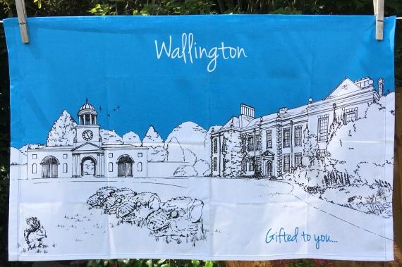 Wallington: 2019. To read the story www.myteatowels.wordpress.com/2019/07/10/wal