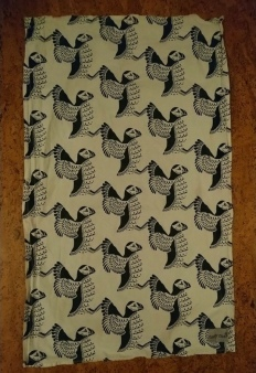 Puffins by Natty Maid: On 'loan'