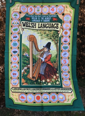 Welsh Language: Acquired 2020. Not yet blogged about
