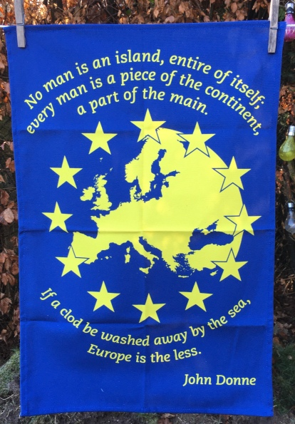 European Union: 2020. Not yet blogged about