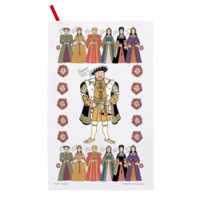 Henry VIII and his Six Wives: On 'loan' from Alison Gardiner